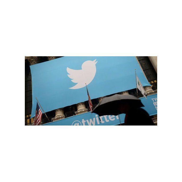 Extraña advertencia de Twitter para sus usuarios