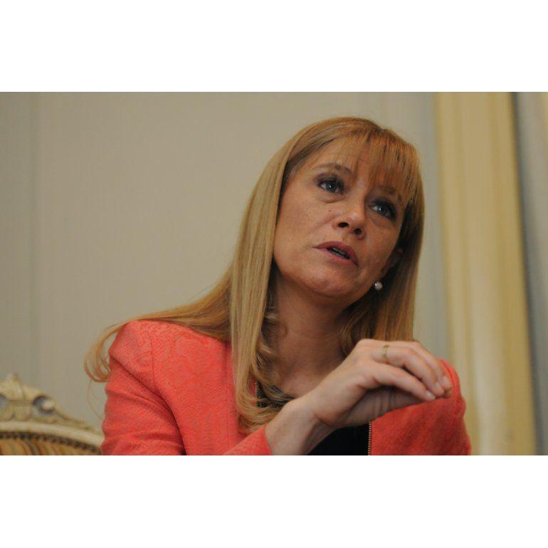 Verónica Magario volvió a rechazar la división de La Matanza