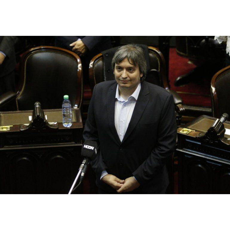 Máximo K tomó posesión del despacho en disputa