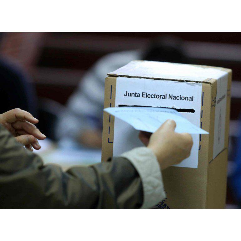 Más de un millón de matanceros habilitados para votar en las PASO