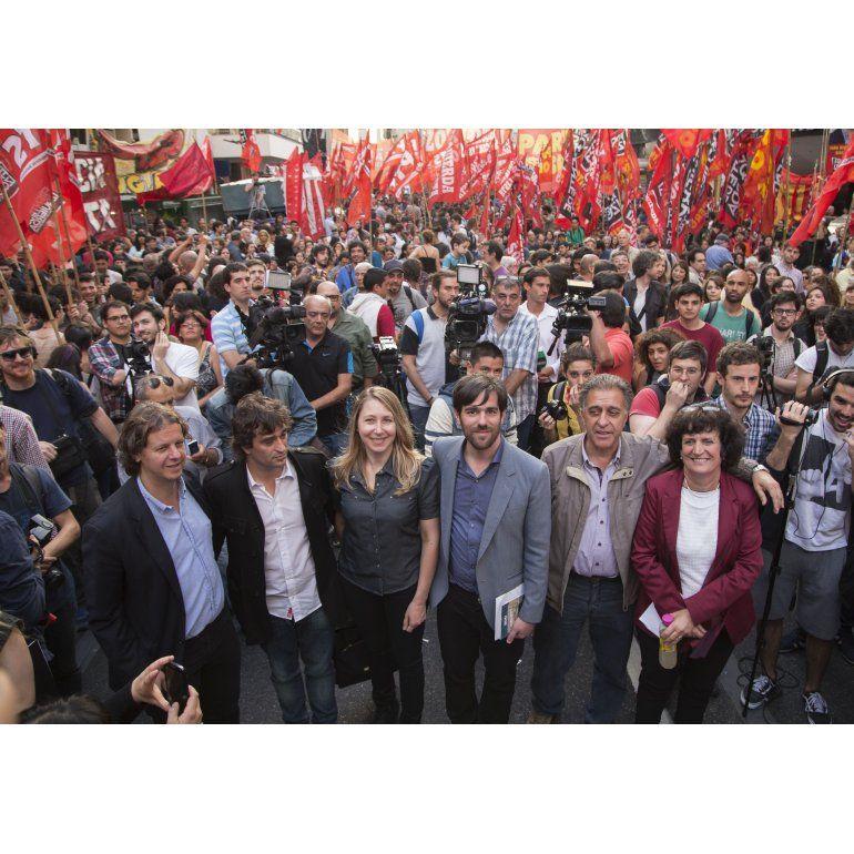 Por Milagro Sala se profundizan las tensiones en el FIT