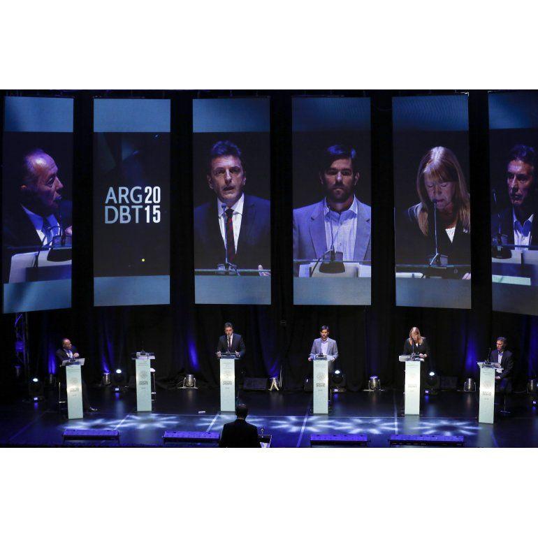 ¿Verdad o mentira? 5 frases del debate presidencial bajo la lupa