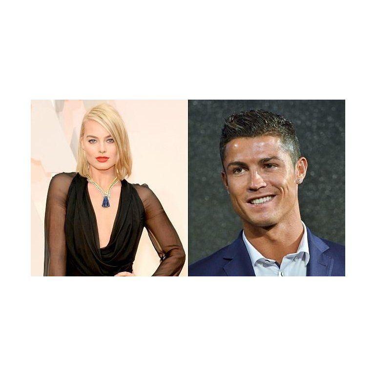 Cristiano quiere seducir a Margot Robbie a través de Instagram