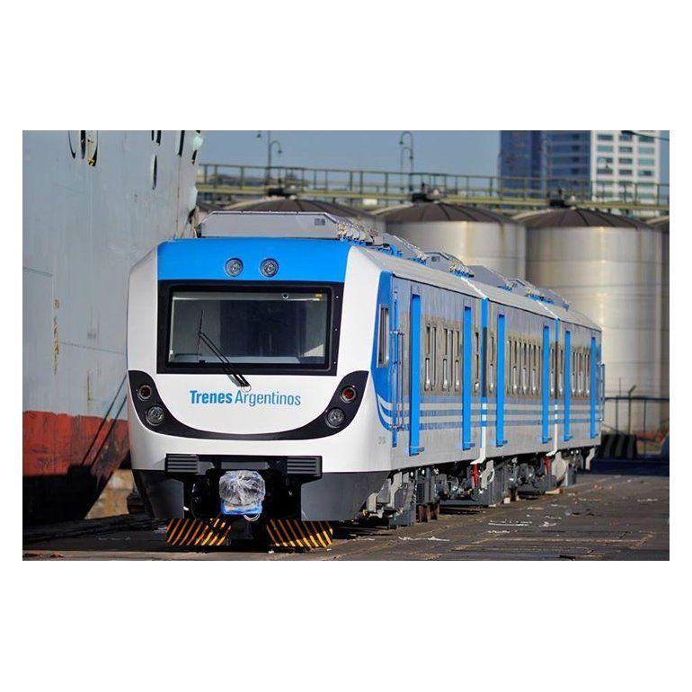 En un mes y medio, nuevos trenes en el Belgrano Sur