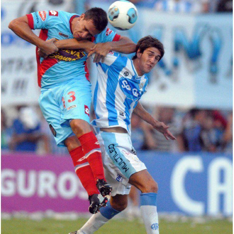 Matías Zaldivia, un todo terreno con perfil bajo en Arsenal