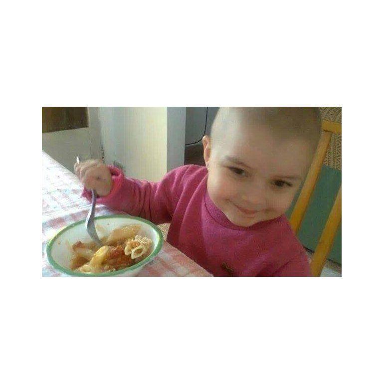 Murió Eva Elverdín, la nena que peleó la mitad de su vida contra una leucemia