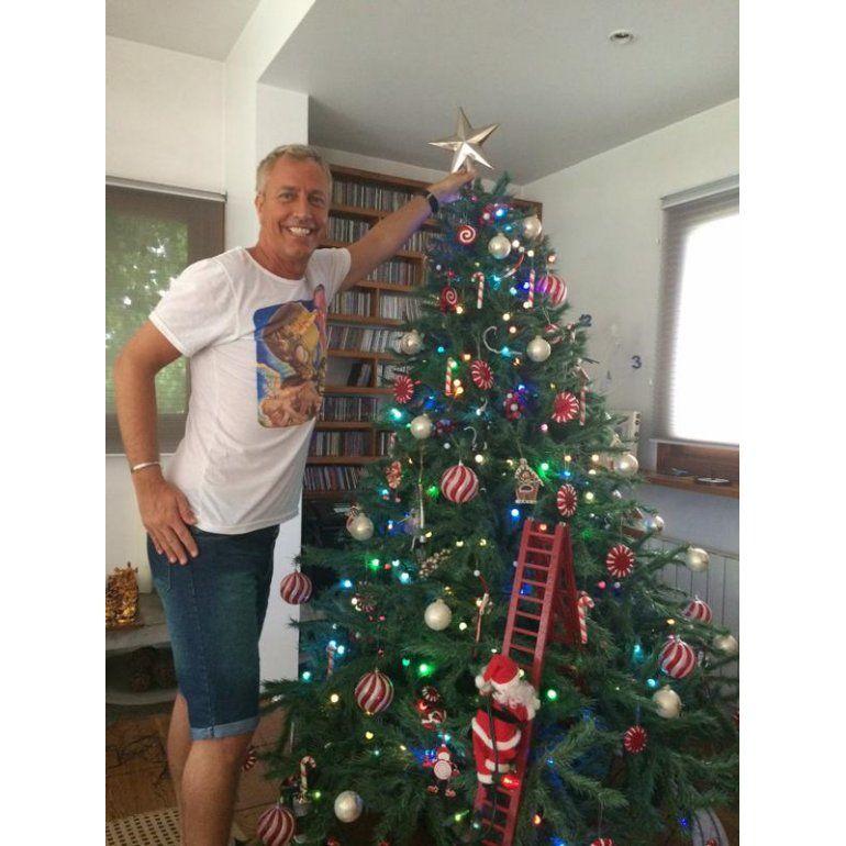 los famosos y sus arbolitos de navidad - Arbolitos De Navidad