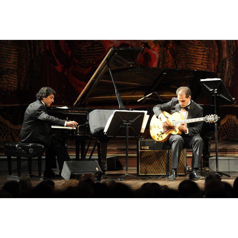 El legado del Maestro Horacio Salgán se hizo escuchar en el Colón