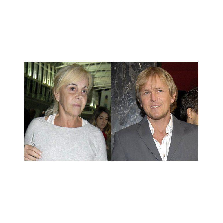 Matías Morla subió una foto del novio de Claudia Villafañe con Leo Cohen Arazi