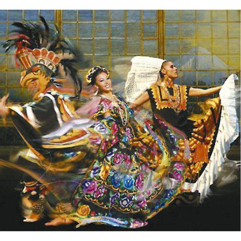 El Ballet Folklórico de México: la música y la historia azteca