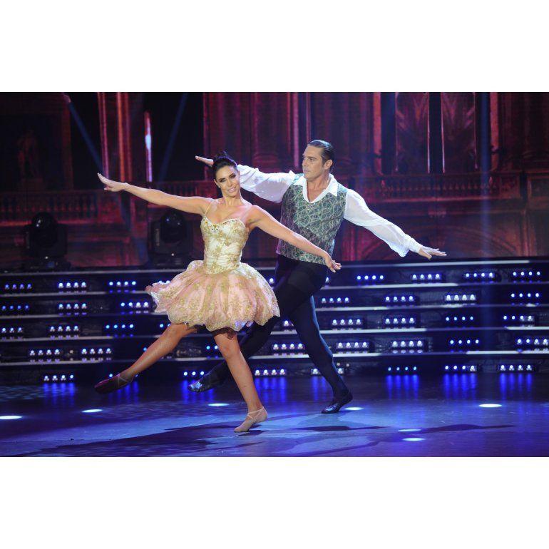 Sigue la danza clásica: palos para Noelia Pompa