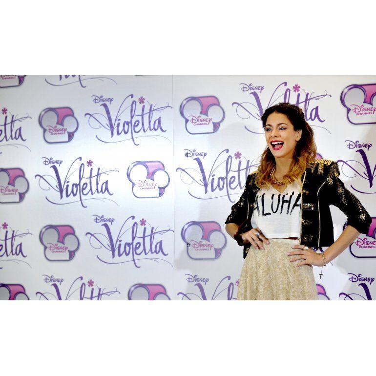 Violetta: los números detrás del escenario