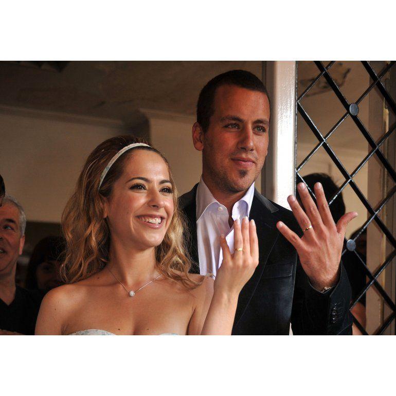 Finalmente, Victoria Vannucci y el Ogro Fabbiani se divorciaron
