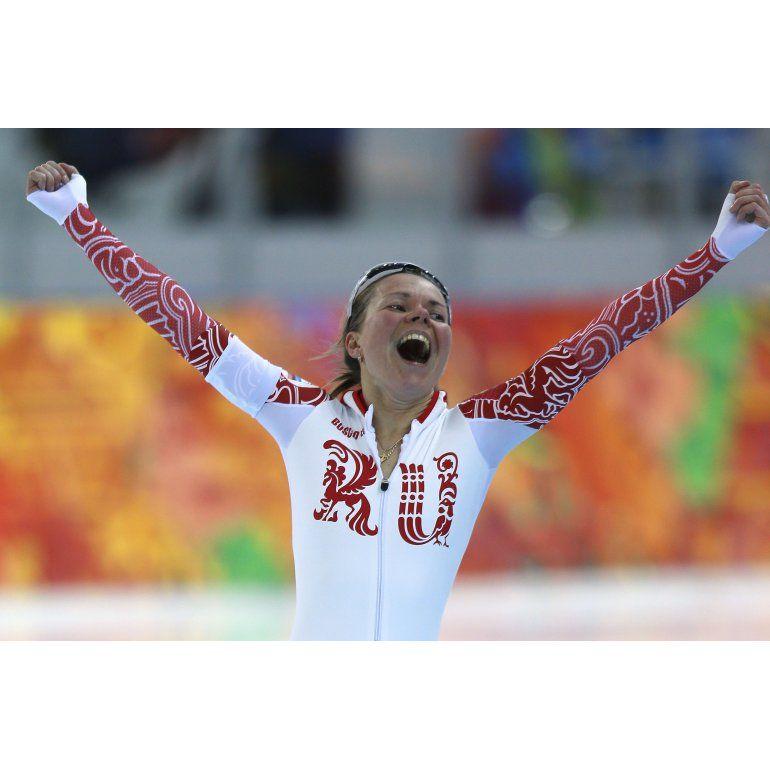 el descuido hot de medallista rusa en los jjoo de invierno