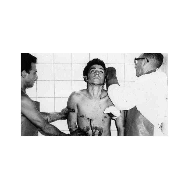 Francisco Laureana, el serial de San Isidro