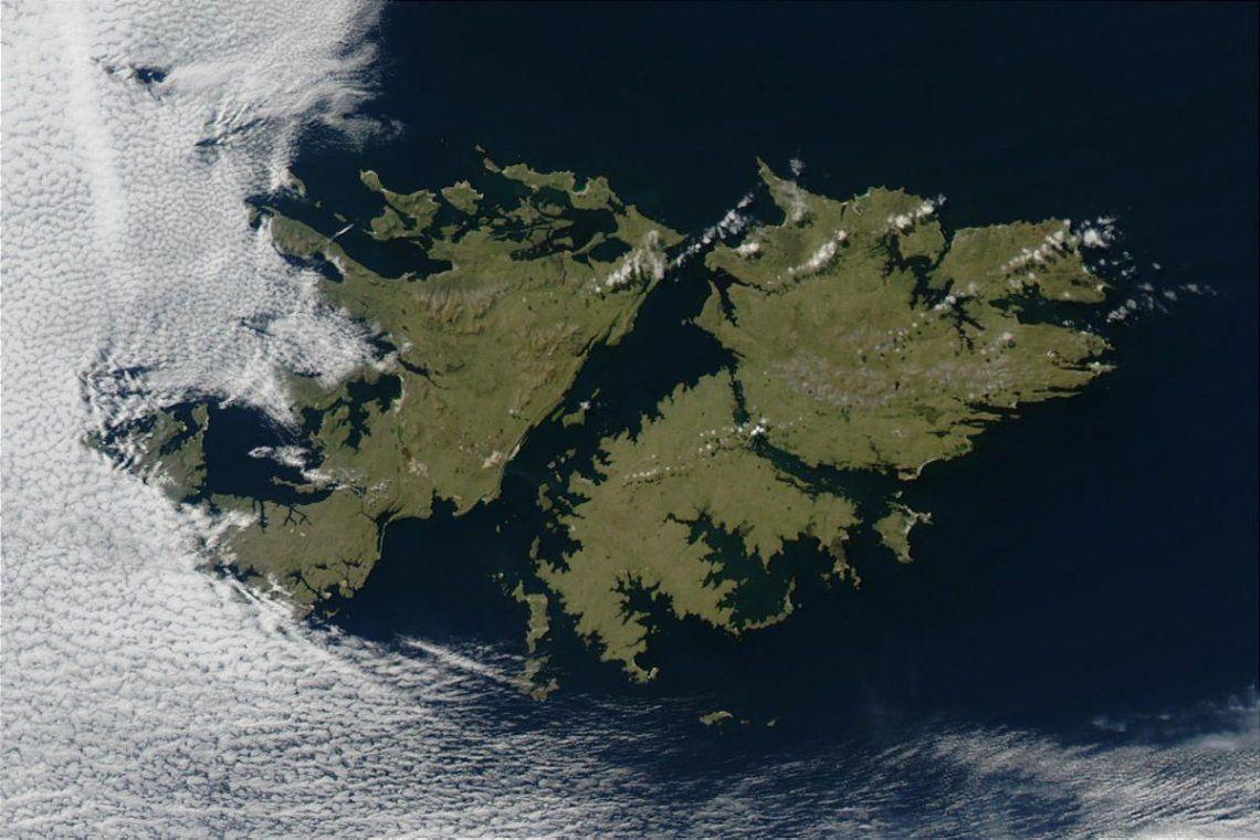 Autorizan a LATAM a volar entre Córdoba y las Islas Malvinas
