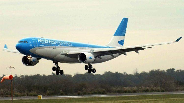 Aerolíneas Argentinas canceló vuelos internacionales por conflicto con su personal