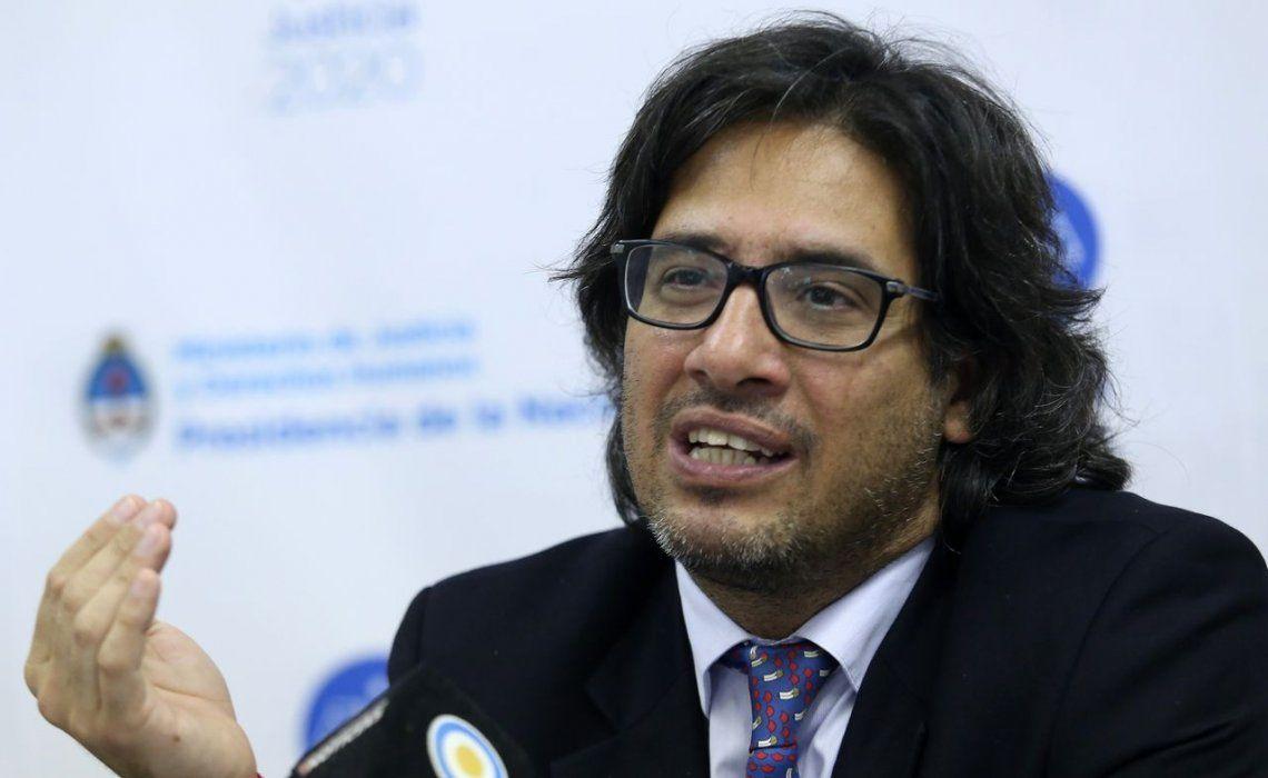 Garavano informó a Macri de  la reforma del Ministerio Público