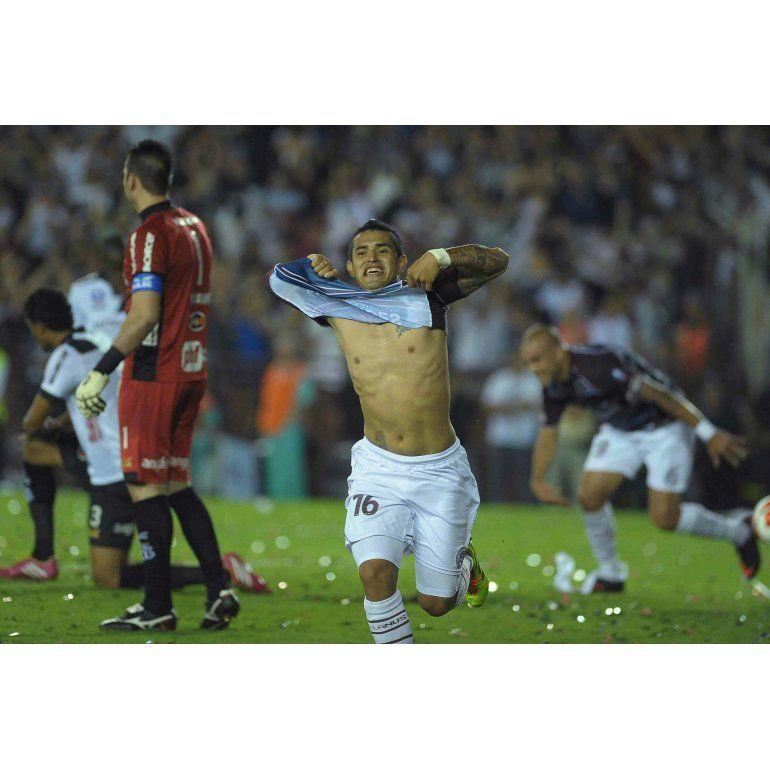 Lanús se consagró campeón de la Copa Sudamericana