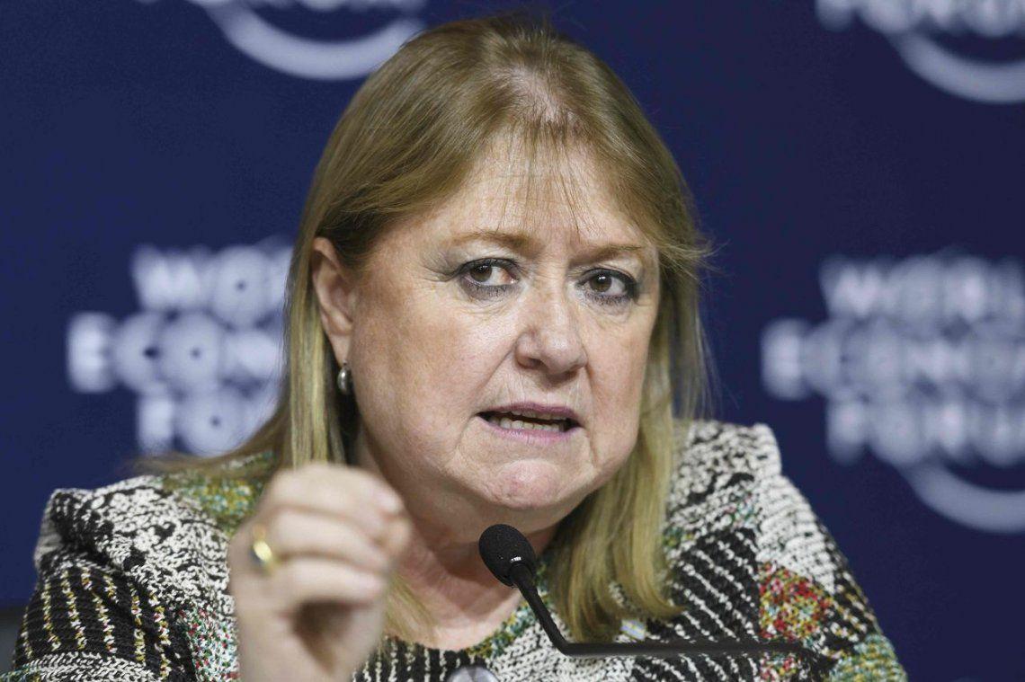 Susana Malcorra admitió la preocupación por Trump
