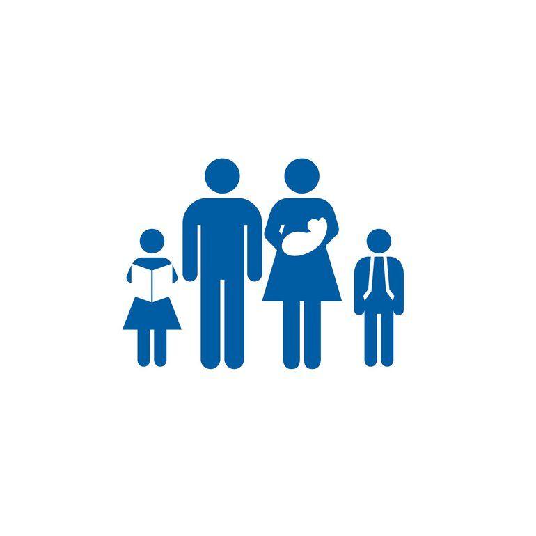 AUH: fijan nuevo tope de ingresos para cobrar la asignación universal por hijo