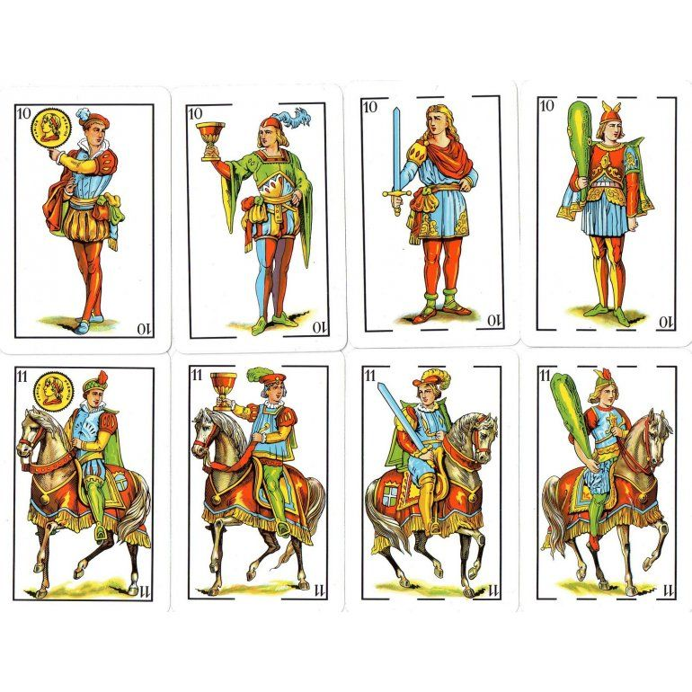 jugar al tarot