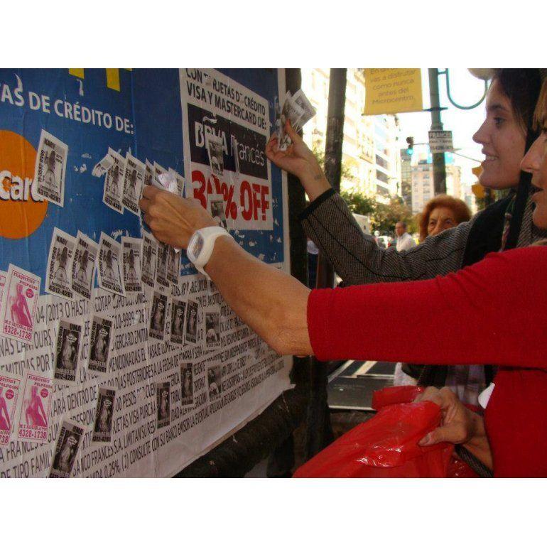 Martes Rojos: militancia activa contra la trata
