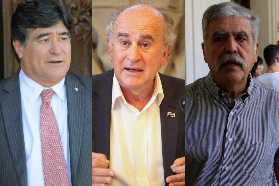 Parrilli, Zannini y De Vido, investigados por la denuncia de Nisman