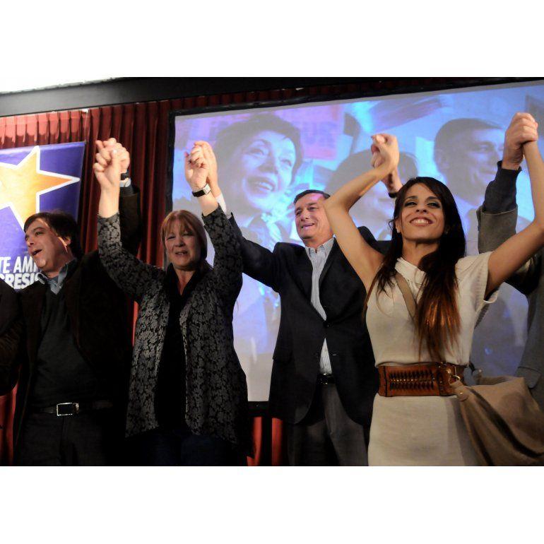 Donda se despegó de Binner: Yo hubiera votado a Chávez