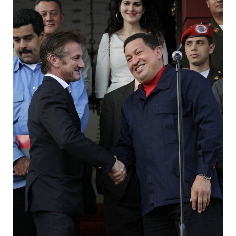 Los artistas estadounidenses que lloraron a Chávez