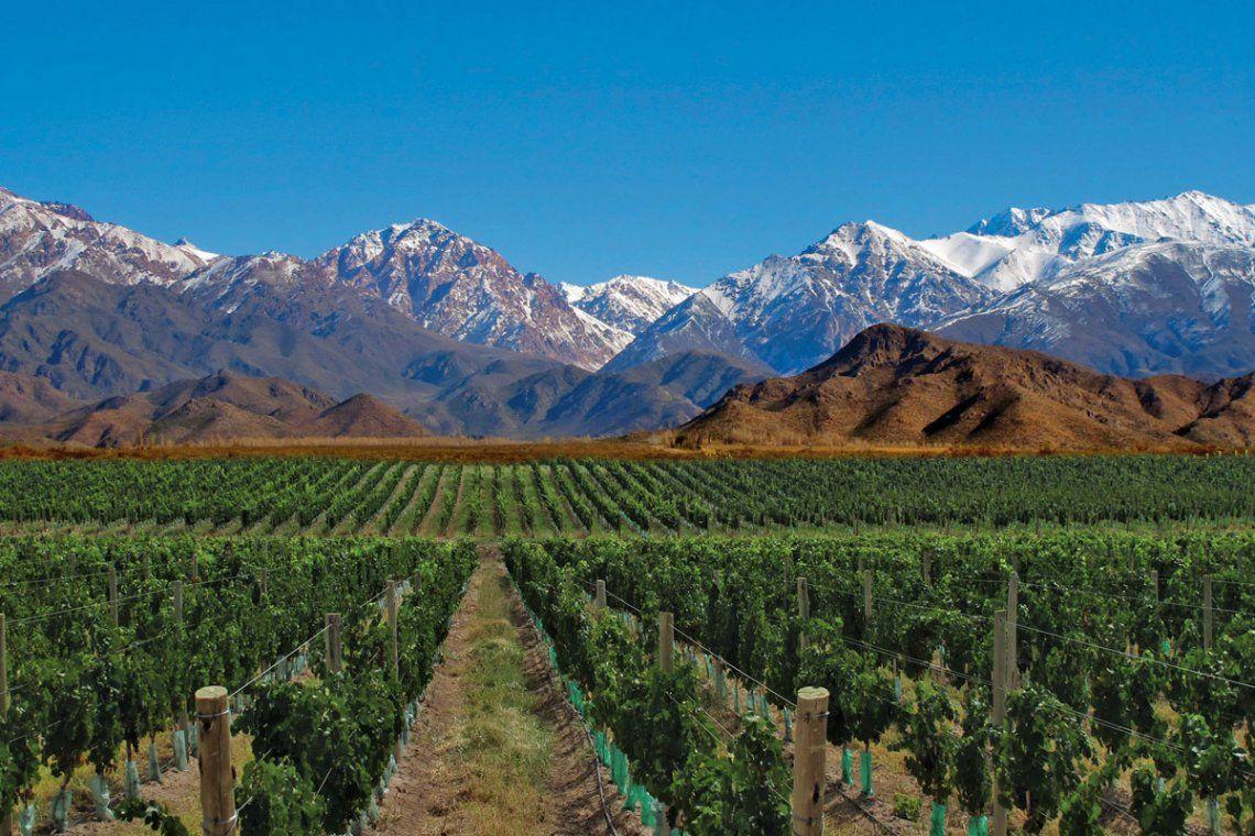 Imagen provincia de Mendoza se encuentran el Valle de Uco y el Sur, que invitan a disfrutar de la naturaleza, del vino y del turismo.