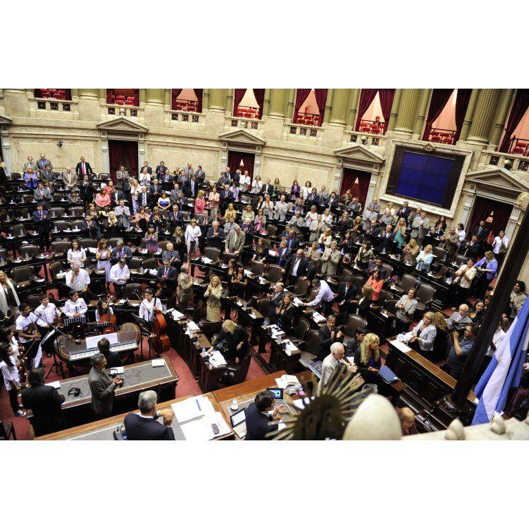 Diputados convirtió en ley el memorándum con Irán