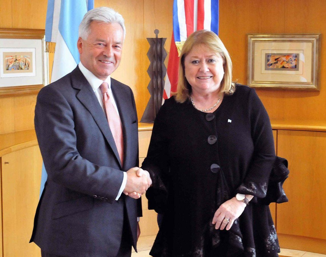 Malcorra cuestionó al kirchnerismo en el reclamo sobre Malvinas
