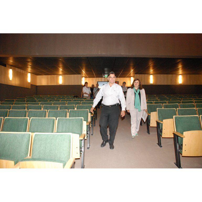 En febrero se inaugura el Teatro Municipal de Quilmes