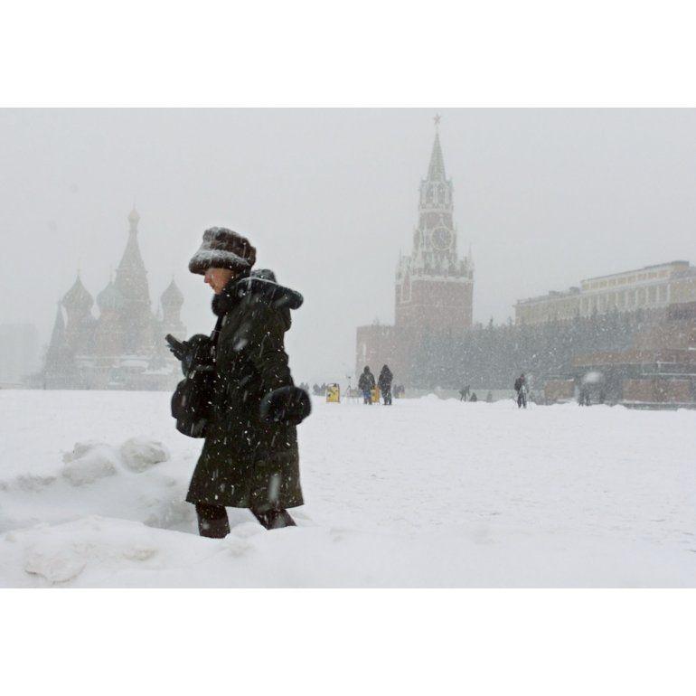 Europa: ola de frío provocó más de 150 muertos