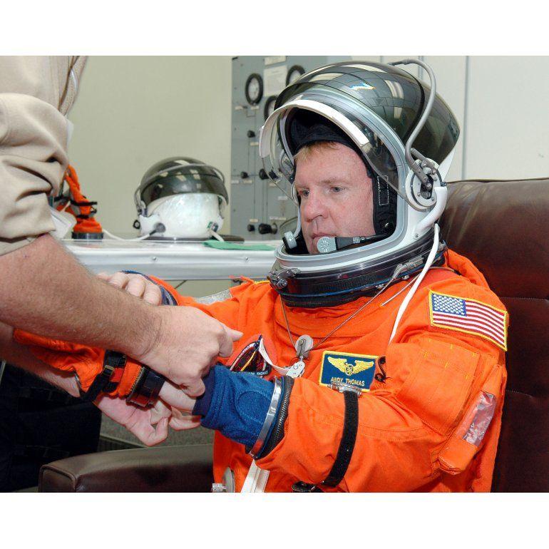 Dieta de los astronautas: para bajar volando