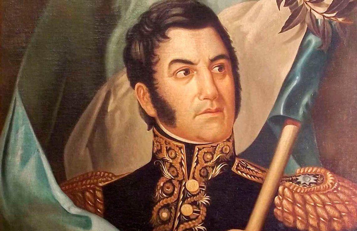 La SIDE que construyó San Martín para su epopeya en Los Andes