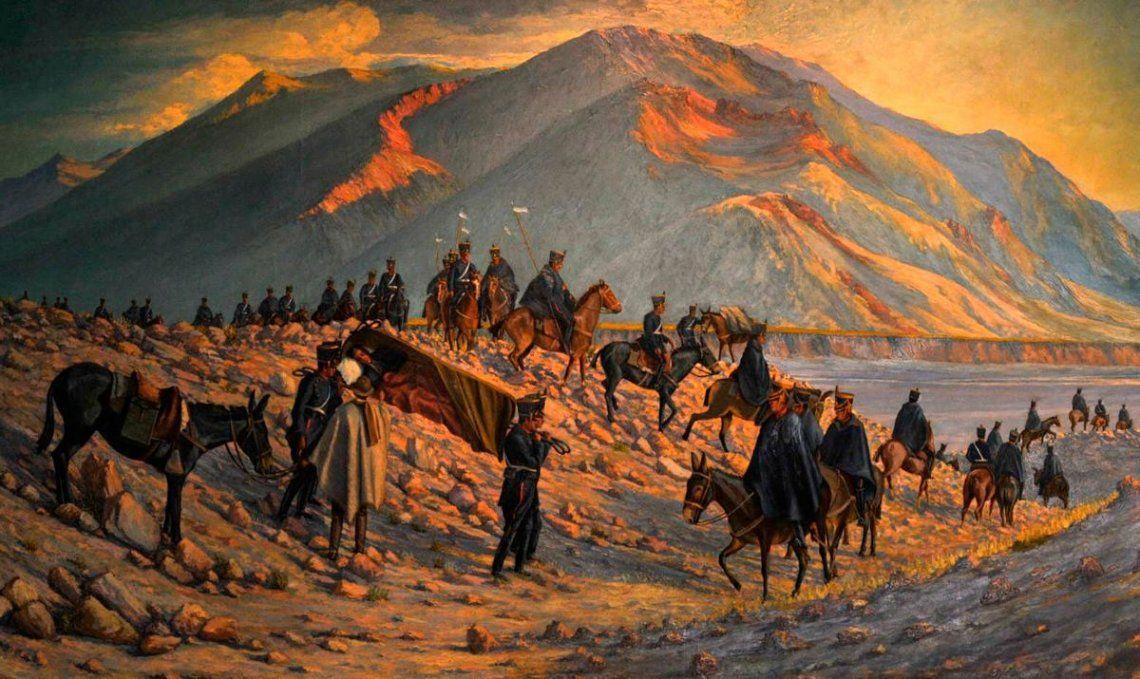 Los héroes olvidados: afroargentinos en el Cruce de Los Andes