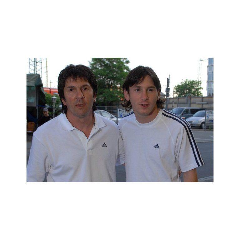 ¿Cuánto mide Lionel Messi? - Estatura y peso - Real height 0003979418