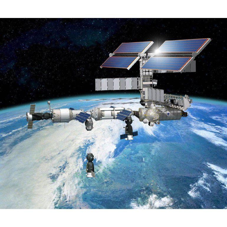 La NASA transmite imágenes de la Tierra en vivo y en HD