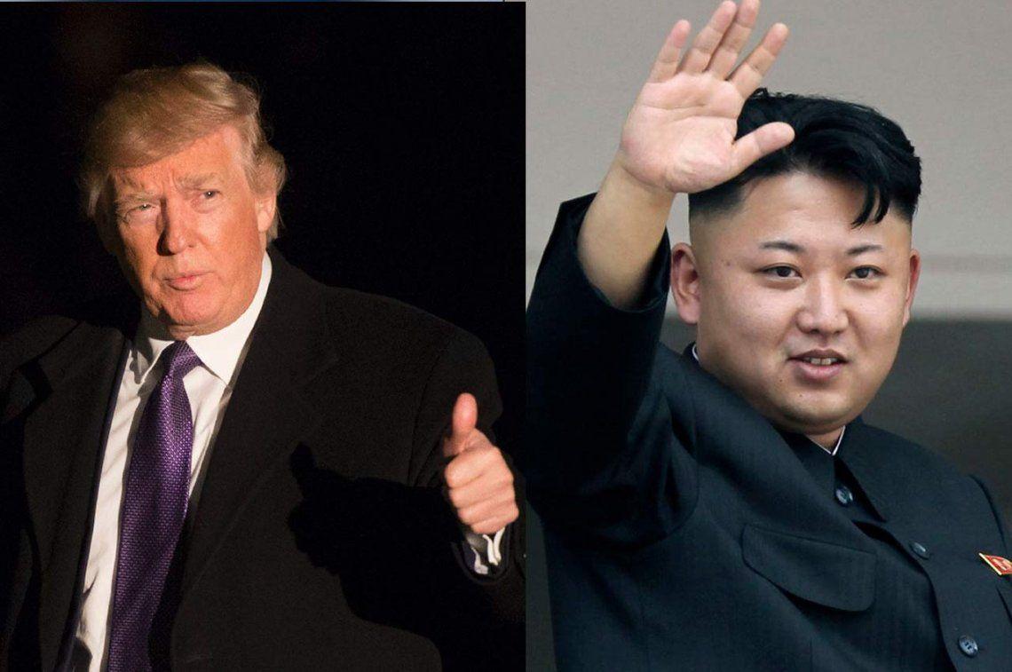 Norcorea lanzó misil, en primer desafío a Trump