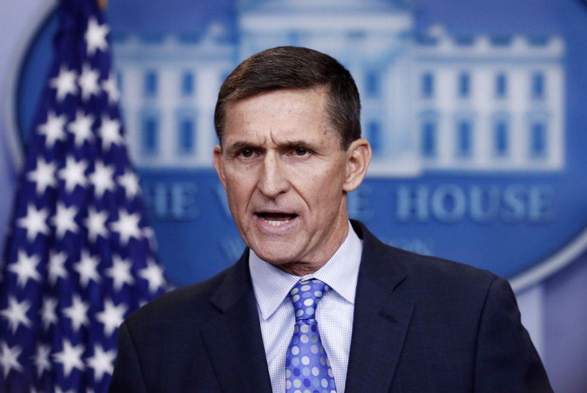 Renunció el principal asesor de seguridad de Trump