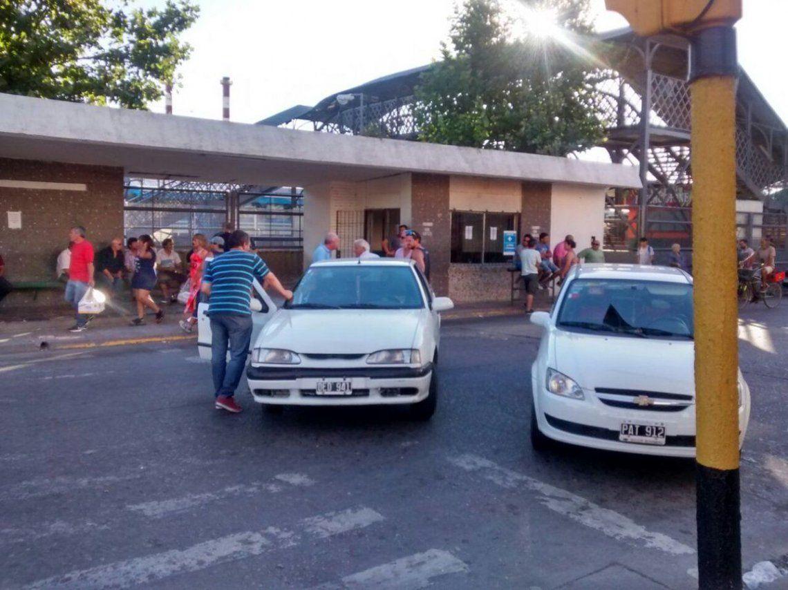 Marchan por el asesinato del taxista de Berazategui