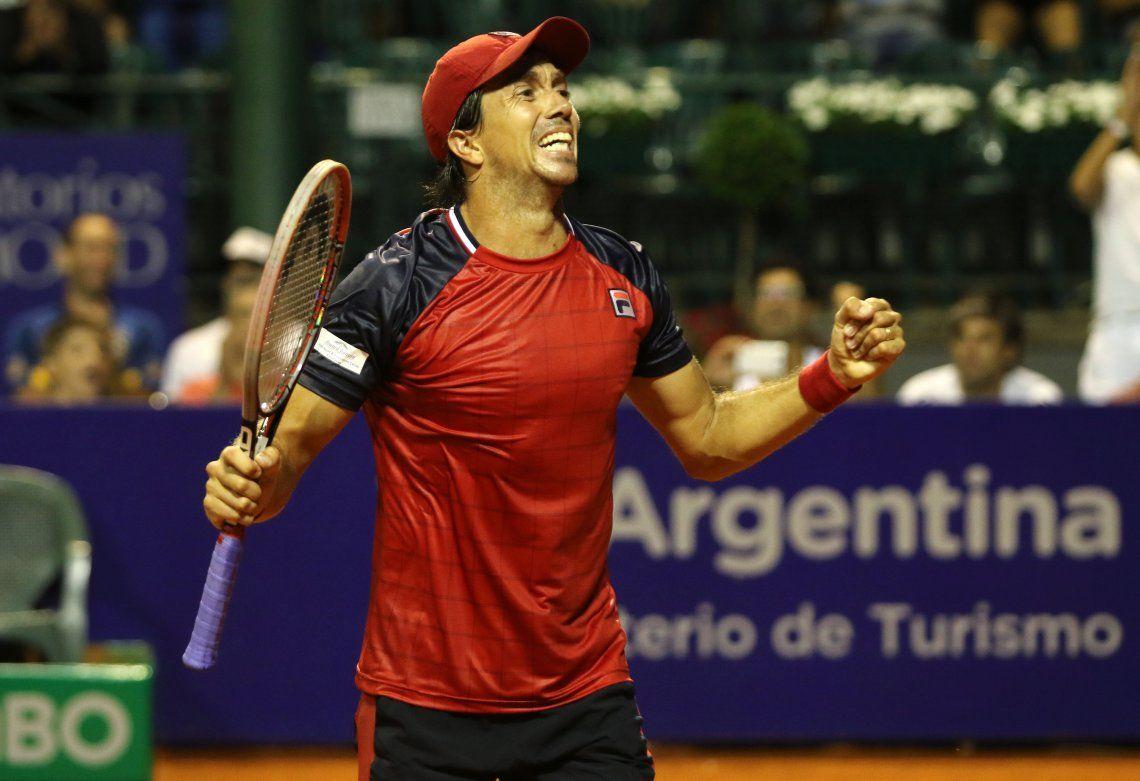 Berlocq, increíble otra vez: ¿cómo sigue el ATP de Buenos Aires?