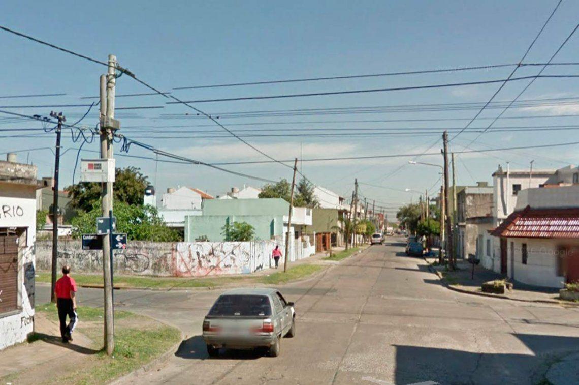 La Matanza: le robó el auto a un repartidor con su hija adentro