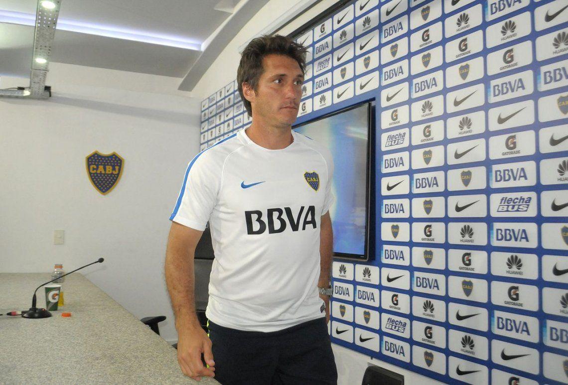 Guillermo: Se dio una imagen de Boca que no es real