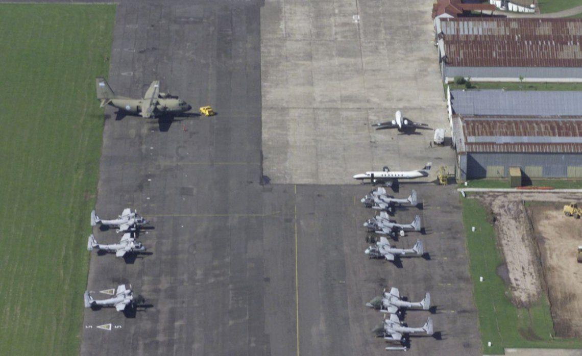 Eligen a El Palomar como futura cabecera de vuelos