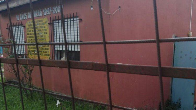 Usurparon comedor en Quilmes Oeste y 85 pibes se quedaron sin comer