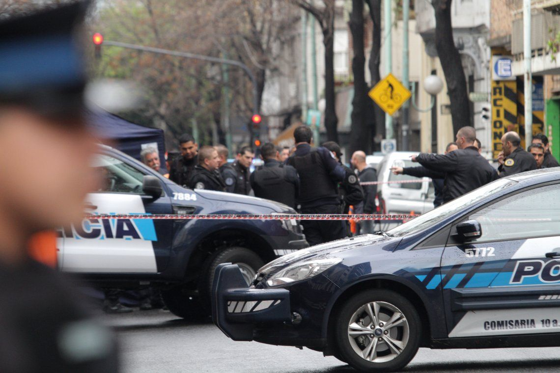 Marcado crecimiento de los asaltos con violencia