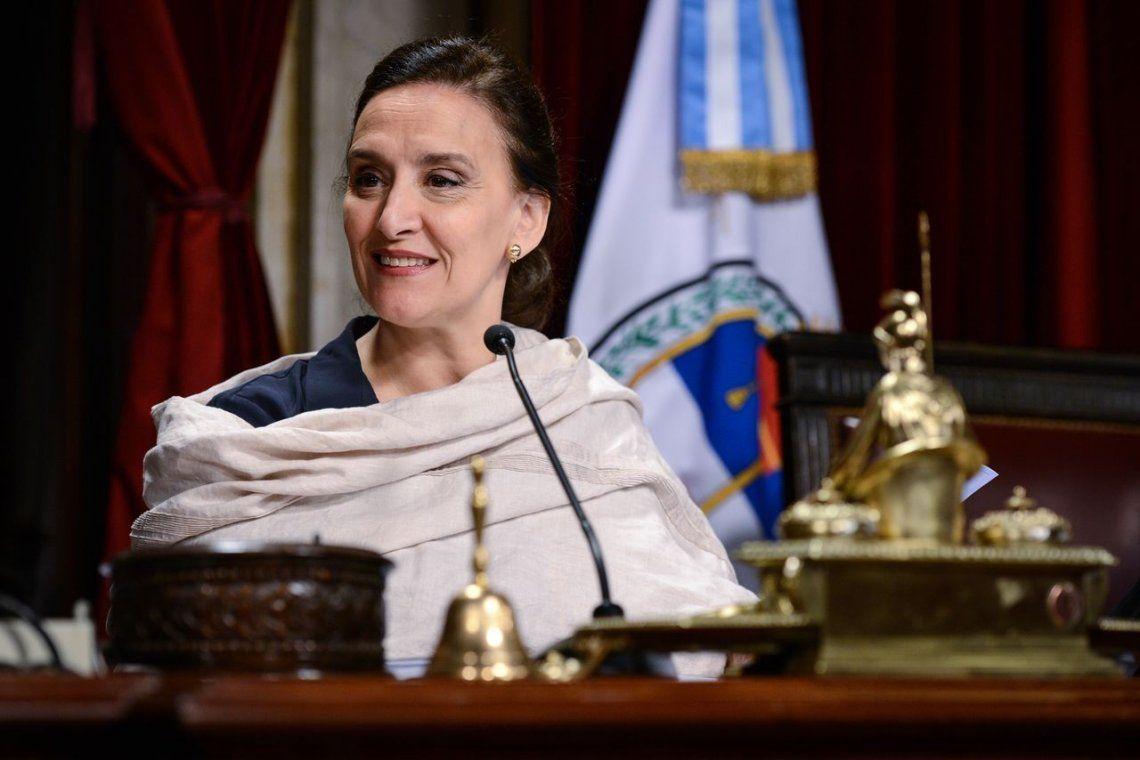 Gabriela Michetti: No hay dilación posible en el debate por el aborto